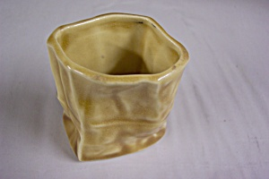 Abstract Ceramic Toothpick Holder
