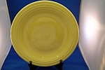 Vintage Fiesta Yellow Dinner Plate