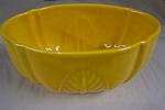 Click here to enlarge image and see more about item BG00027: Yellow Haeger Planter