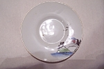 Click here to enlarge image and see more about item BG00092: Prima Demitasse Saucer