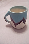 Click here to enlarge image and see more about item BG00093: Jacke of California Handmade Pottery Mug