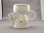 Click here to enlarge image and see more about item BG00120: Vintage Gold Trimmed Limoges Shaving Mug