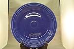 Vintage Fiesta Cobalt Blue Dinner Plate