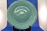 Vintage Fiesta Light Green Dinner Plate