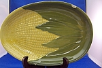 "Click here to enlarge image and see more about item BG00153: Shawnee Corn  10"" Plate"