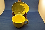 Click here to enlarge image and see more about item BG00158: Shawnee Corn Ware Cup