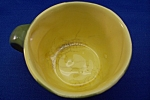 Click here to enlarge image and see more about item BG00159: Shawnee Corn Ware Cup