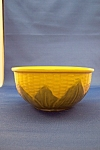 Click here to enlarge image and see more about item BG00161: Shawnee Corn Ware Mixing Bowl
