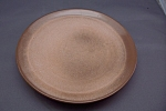Click here to enlarge image and see more about item BG00180: Frankoma Salad Plate