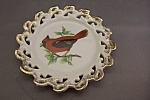 Click here to enlarge image and see more about item BG00187: Relco Cardinal Plate