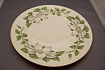 "Click here to enlarge image and see more about item BG00195: Cotillion 10"" Plate"