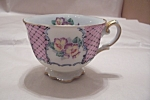 Vintage Japanese Decorative Teacup
