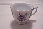 Click here to enlarge image and see more about item BG00209: Ponde Chinal Hand Painted Demitass Teacup