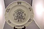 Click here to enlarge image and see more about item BG00241: Calgary, Canada Centennial Collector Plate