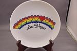 Las Vegas Collector Plate