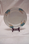 Vintage Floral Design Collector Plate