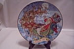 Click here to enlarge image and see more about item BG00275: Avon's Christmas 1993 Collector Plate