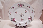 Click here to enlarge image and see more about item BG00309: Occupied Japan Apple Blossom Plate
