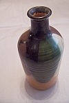 Click to view larger image of NAPCO Pottery Bottle Vase (Image1)