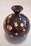 Click to view larger image of Jonelle Of Texas Art Pottery Bottle Vase (Image1)
