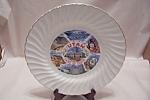 Utah Souvenir Collector Plate