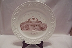 Click here to enlarge image and see more about item BG00333: St. Paul Methodist Church, Abilene, TX Collector Plate