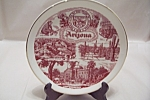 Click here to enlarge image and see more about item BG00350: Arizona Souvenir Collector Plate
