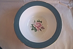 Click here to enlarge image and see more about item BG00365: Lifetime China Cameo Round Vegetable Bowl
