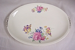 """Click to view larger image of Garden City Pottery 12"""" Platter (Image1)"""
