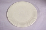 Homer Laughlin Fiesta  Light Yellow Dinner Plate