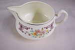 Click here to enlarge image and see more about item BG00471: Homer Laughlin Brittany Pattern Creamer