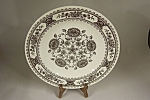 Click here to enlarge image and see more about item BG00501: Royal Hampshire China Collector Plate