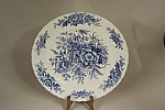 Click here to enlarge image and see more about item BG00503: Beacon Hill China Collector Plate