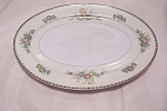 JAP29 China Pattern Oval Platter
