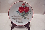 Click here to enlarge image and see more about item BG00628: Beautiful Lasting Memories Collector Plate