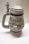 Click here to enlarge image and see more about item BST0007: Avon Classic Cars Stein