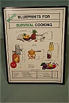 Click here to enlarge image and see more about item CB002-1: More Blueprints For Survival Cooking II