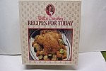 Click here to enlarge image and see more about item CB007-1: Betty Crocker Recipes For today (Book 1)