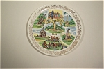 Click here to enlarge image and see more about item CP009: Gettysburg, Pa. 1863 Collector Plate