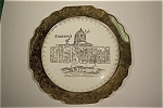 Click here to enlarge image and see more about item CP002: Souvenir of Missouri Collector Plate