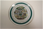 Click here to enlarge image and see more about item CP003: New Mexico Collector Plate