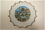 Click here to enlarge image and see more about item CP004: Colorful Colorado Collector Plate