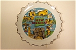 Click here to enlarge image and see more about item CP005: New Mexico Collector Plate