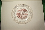Click here to enlarge image and see more about item CP011: Saint Augustine, Florida Collector Plate