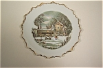 "Click here to enlarge image and see more about item CP012: Currier & Ives ""The Farmer's Home - Winter"""