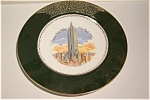 Empire State Building Collector Plate