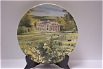 Click here to enlarge image and see more about item CP049: Vendanges en Champagne Collector Plate