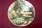 Click here to enlarge image and see more about item CP076: The Cornfield Collector Plate