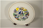 Click here to enlarge image and see more about item CP093: Arkansas Souvenir Collector Plate