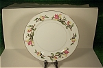 "Hira Fine China ""Encino"" Collector Plate"